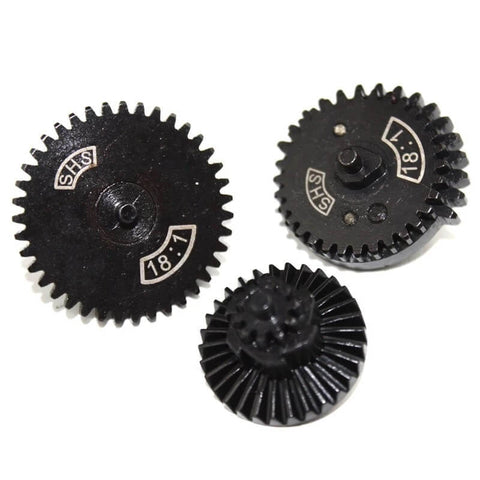 SHS 18/1 HIGH SPEED STEEL GEARS