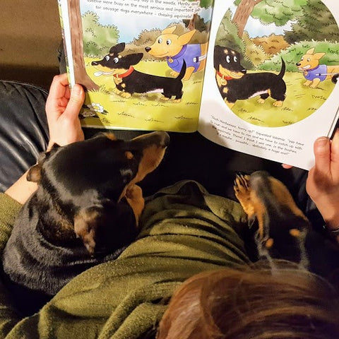 Bonnie and Bella's bedtime story