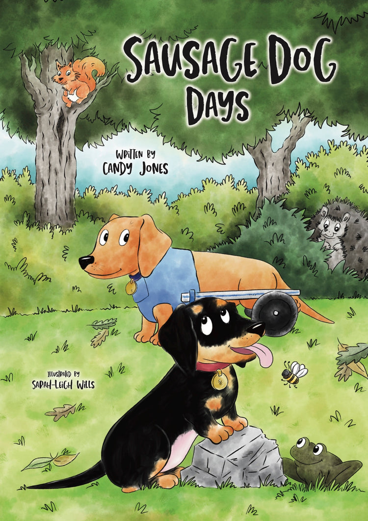 Sausage Dog Days - Paperback
