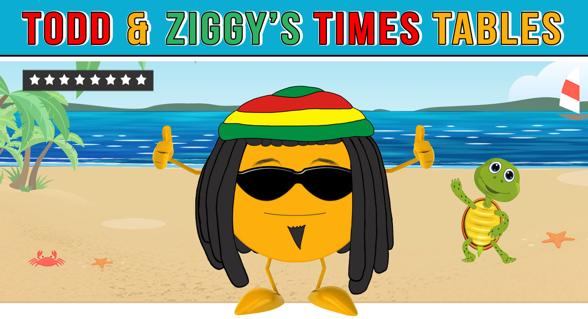 Todd & Ziggy's Times Table Video Downloads