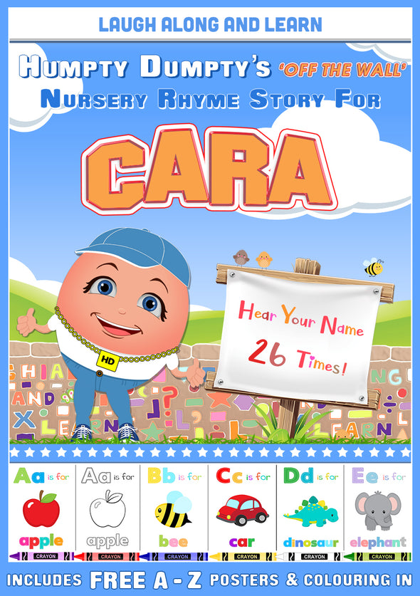 Personalised Nursery Rhyme Story for Cara