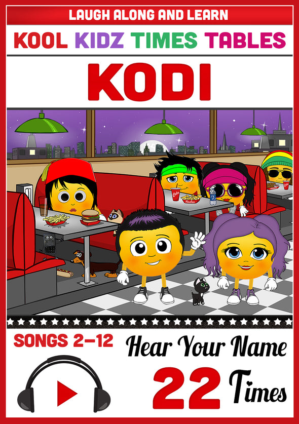 Kool Kidz Personalised for Kodi