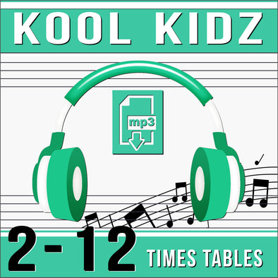 Kool Kidz-2-12 (Audio Download)