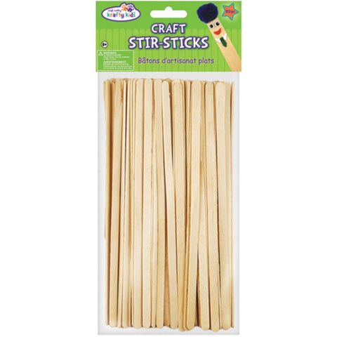 Craft Stir-Sticks