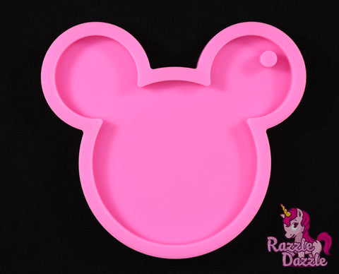 Mouse Head Mold