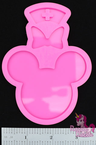 Nurse Mouse Set Molds