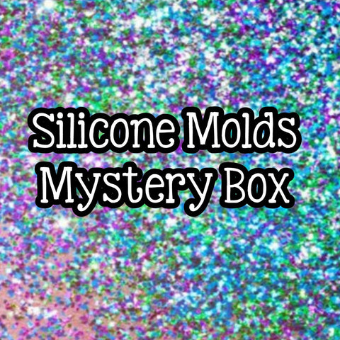 Silicone Molds Mystery Box!!