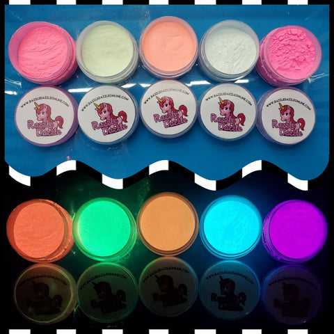 Glow Powder Collection