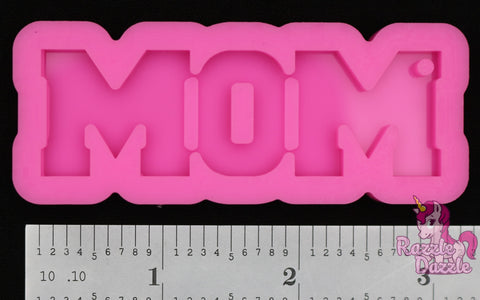 Mom Key Chain Mold