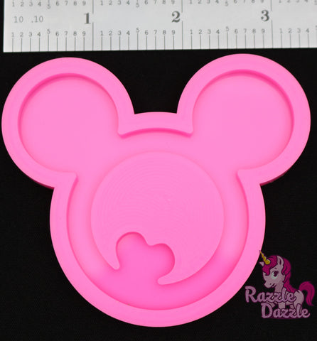 Mouse Head Headband Mold