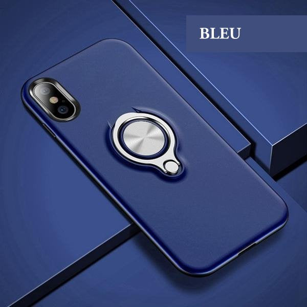 coque iphone xs magnetique slim