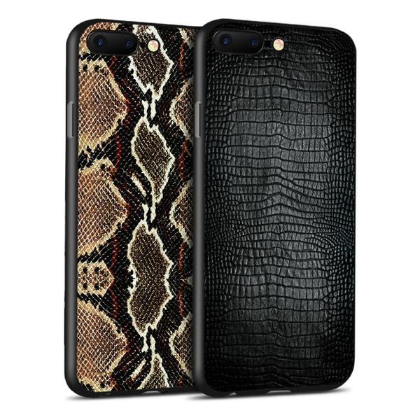 coque iphone 8 peau de serpent