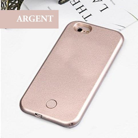 coque lumiere iphone x