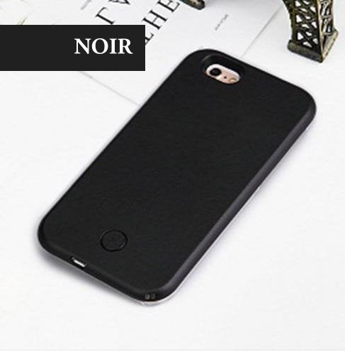 led coque iphone xr