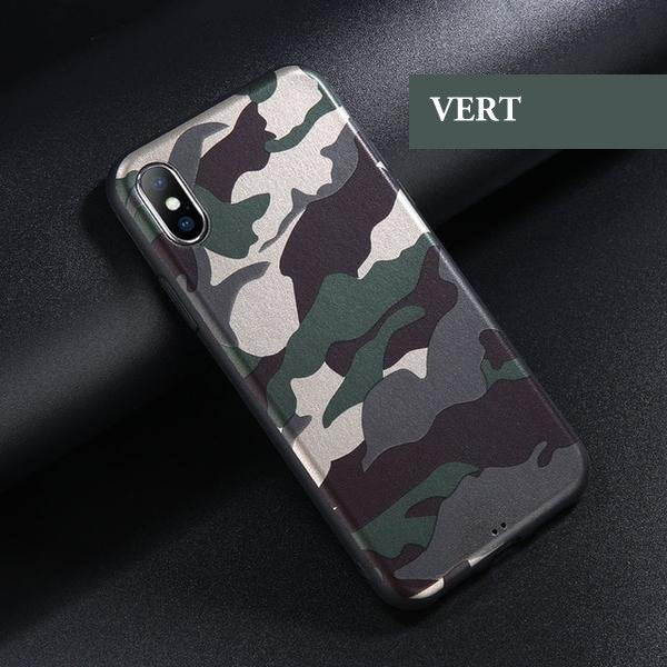 coque camo iphone xs max