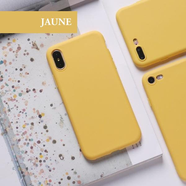 coque iphone xs extra slim