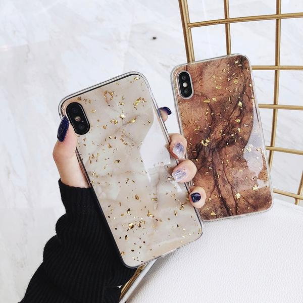 coque marbre noir iphone 6