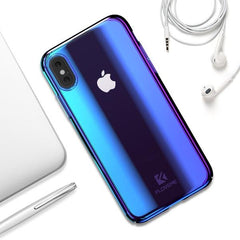 coque miroir a double placage reflechissant blu ray pour iphone xr 01 medium