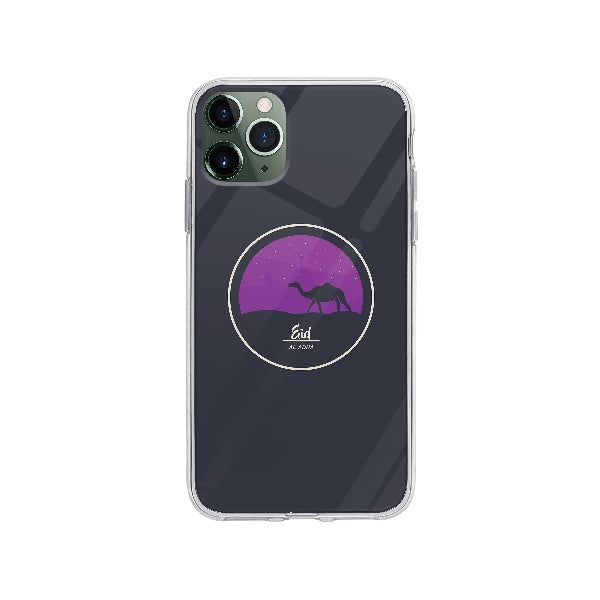 Coque Eid Al Adha pour iPhone 11 Pro Max - Transparent