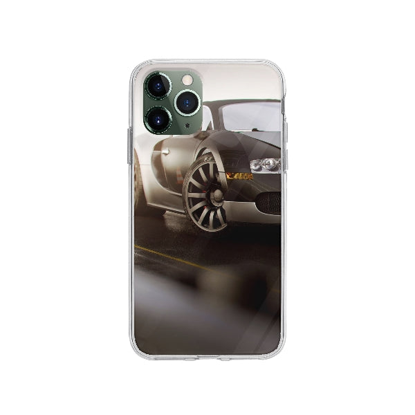 Coque Bugatti Veyron pour iPhone 11 Pro - Transparent