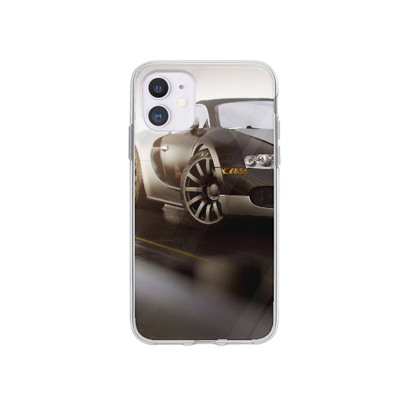 Coque Bugatti Veyron pour iPhone 12 Max - Transparent
