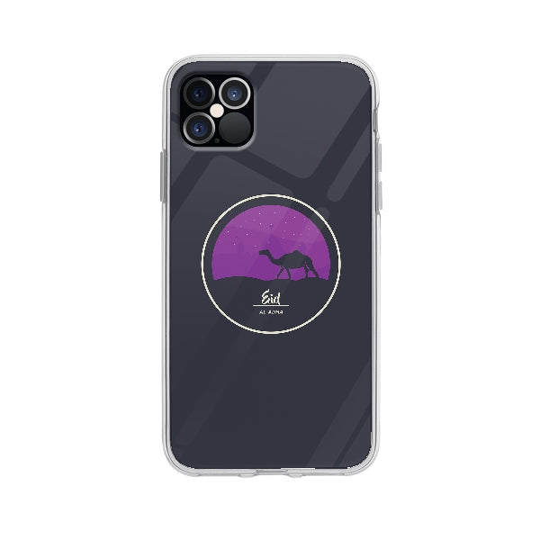 Coque Eid Al Adha pour iPhone 12 Pro Max - Transparent