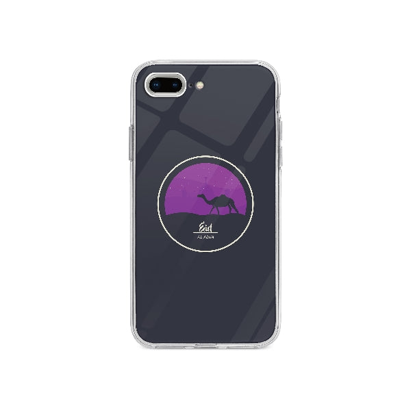 Coque Eid Al Adha pour iPhone 7 Plus - Transparent