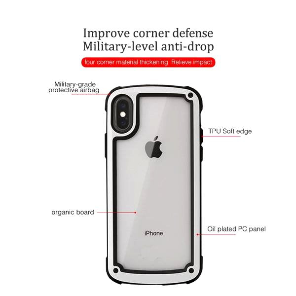 coque iphone xs max military