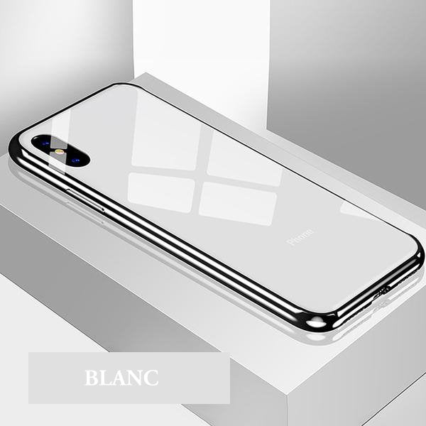 coque silicone blanche iphone 6s