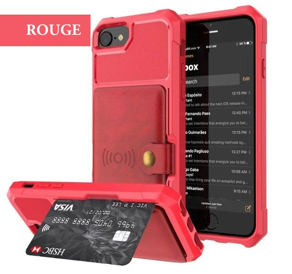 coque ultra resistante iphone 8 plus