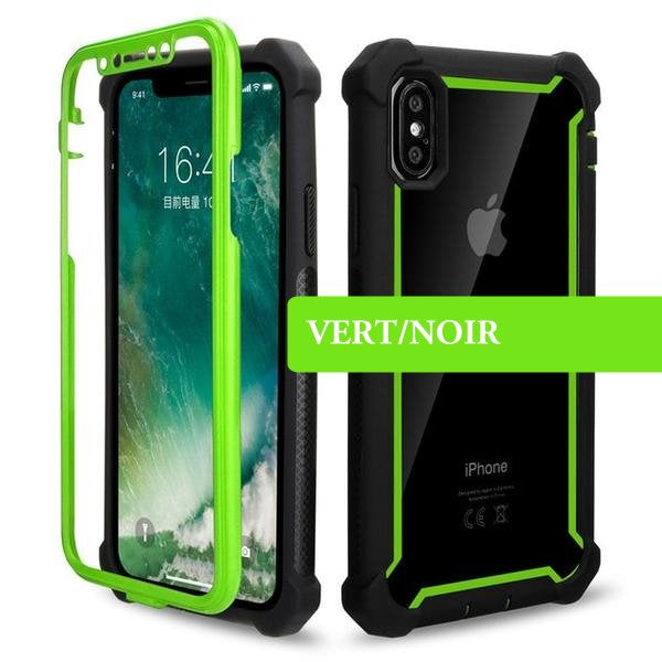 coque iphone xr armure