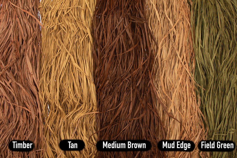 Hunting Blind Raffia Grass (Pack)