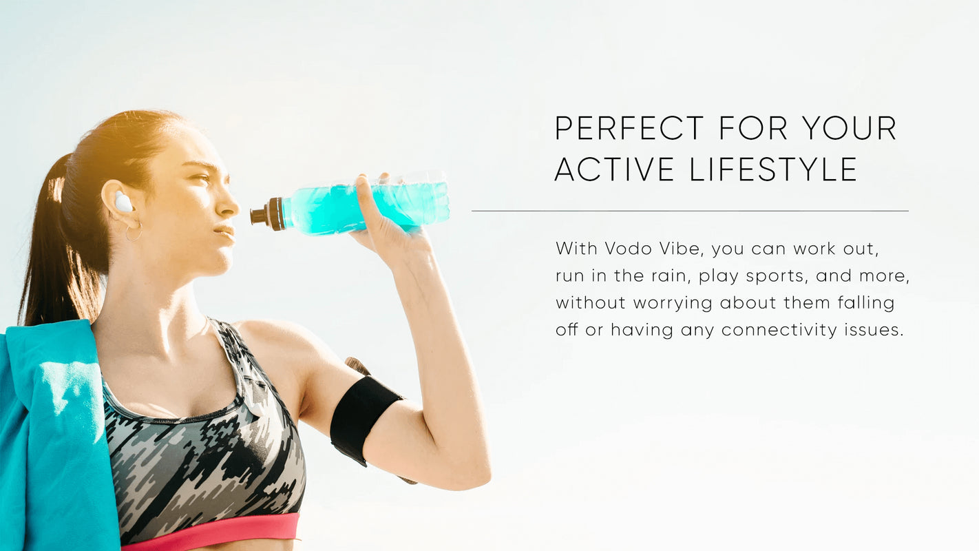 Perfect For Your Active Lifestyle