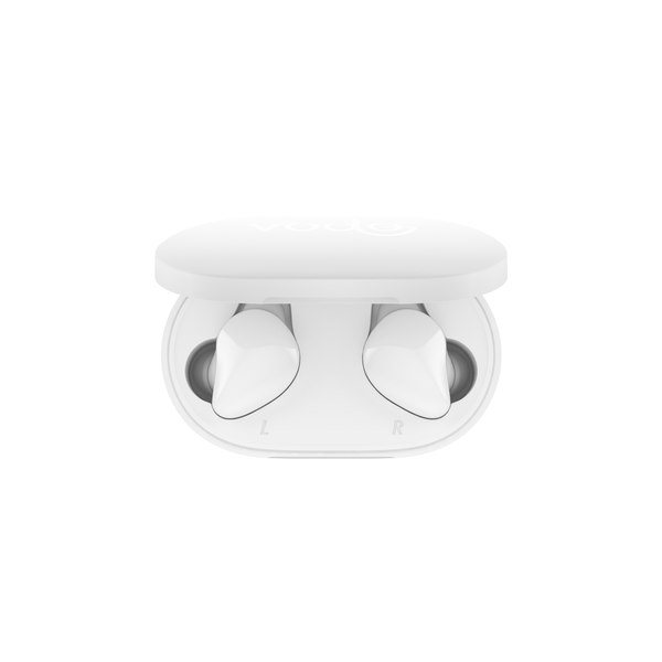 Vibe Earbuds White