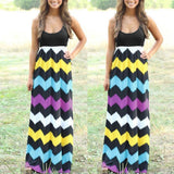 Women's Long Boho Dress