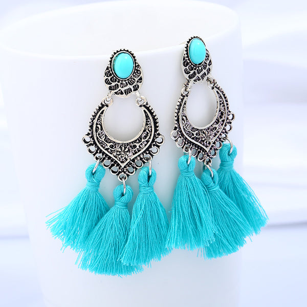 Boho Drop Dangle Earrings