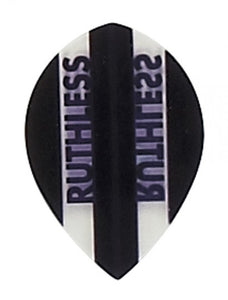 Ruthless Pear Shaped Flights - Aussie Dart Supplies Online