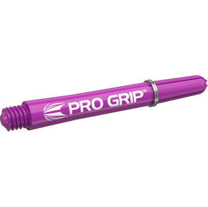Target Pro Grip Purple Shafts