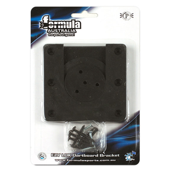 Formula Ezy Lock U Dartboard Bracket - Aussie Dart Supplies Online
