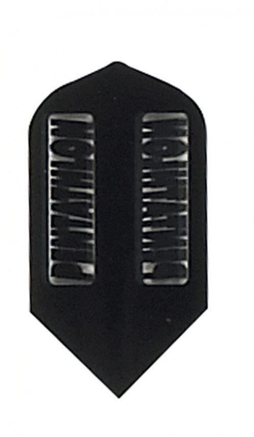 Pentathlon Slim Shaped Flights - Aussie Dart Supplies Online