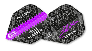 JELLE KLAASEN ULTRA FLY.100 BIG WING FLIGHTS - Aussie Dart Supplies Online