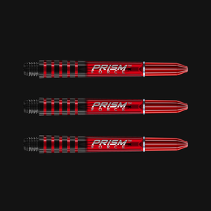 Winmau Prism Force Medium 46mm Red Shafts