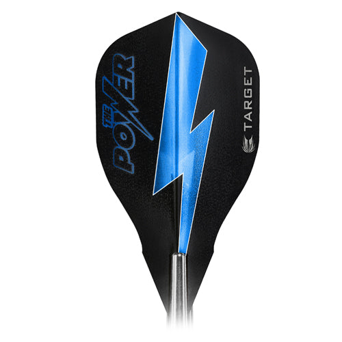 Power 9Five Vision Edge Black/Blue Flights