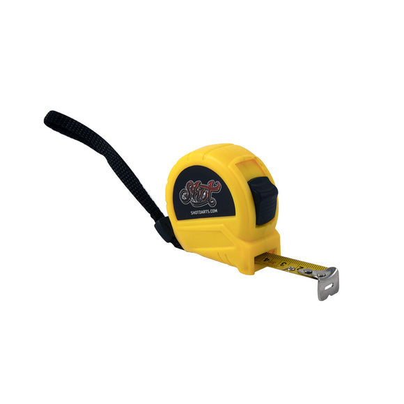 Shot Darts Measuring Tape