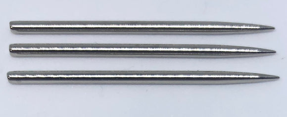Silver Extra Long Points 50mm