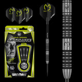 Winmau MVG Absolute 90% Tungsten alloy Darts Set