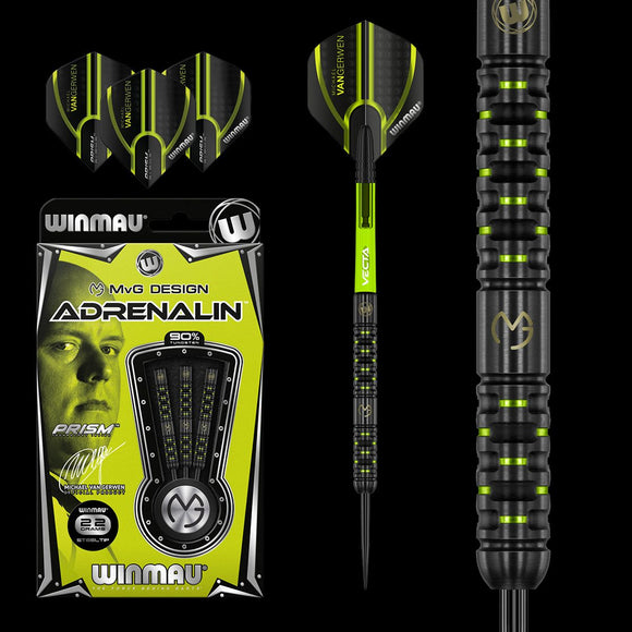 MVG Adrenalin 90% Tungsten Alloy