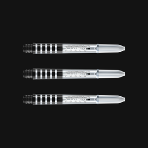 Winmau Prism Force Intermediate 41mm Clear Shafts