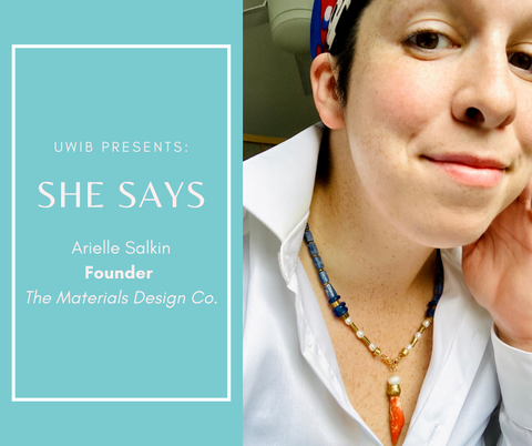 Founder Interview: Arielle Speaks with United Women in Business