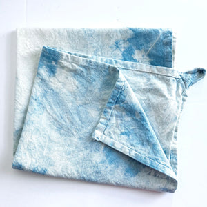 Blue Sky Dish Towel